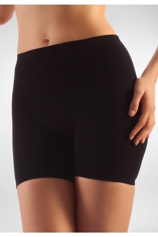 FarmaCell Masážní polostehenní kalhotky Barva: Černá, Velikost: L/XL