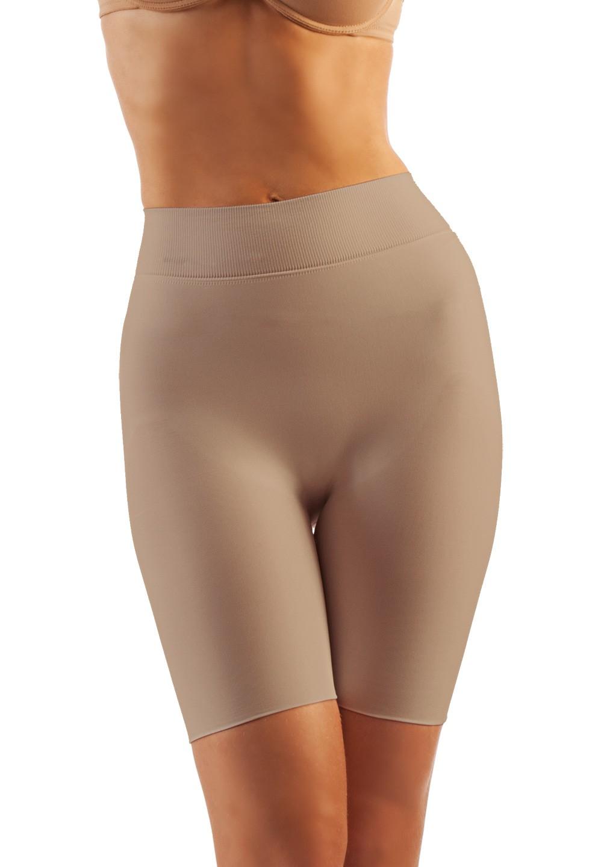 FarmaCell Zeštíhlující kalhotky s push-up efektem Barva: Tělová, Velikost: L