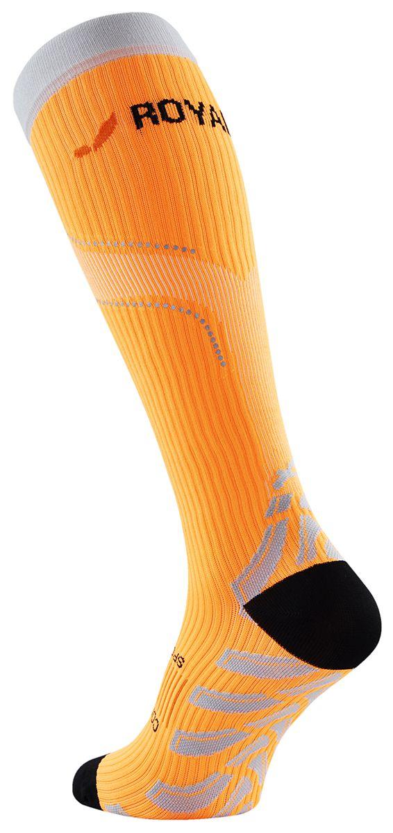 Aries Kompresní podkolenky ROYAL BAY Neon Barva: Oranžová, Velikost: 42-44/C3